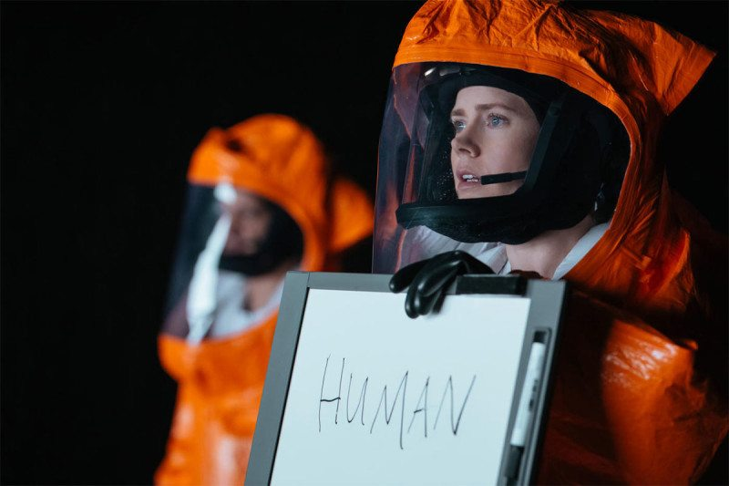 Arrival – To geek out or not?